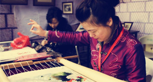 wenzhou embroidery